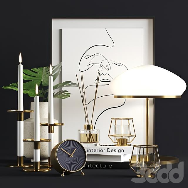 Ikea Decor set