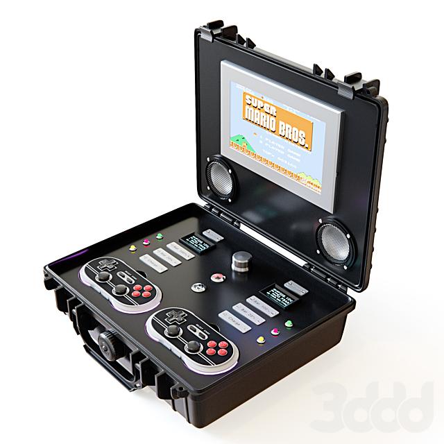 Игровая станция Nintendo