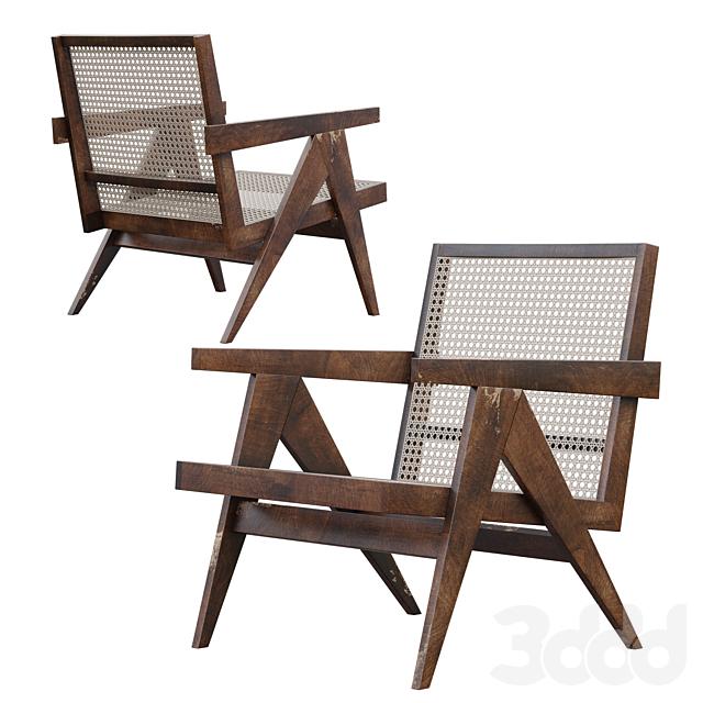Pierre Jeanneret Easy Armchair