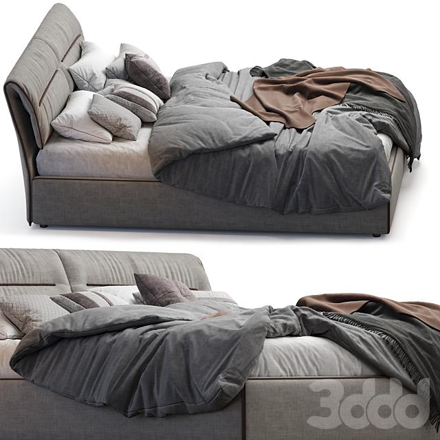 Campo Bonaldo Bed