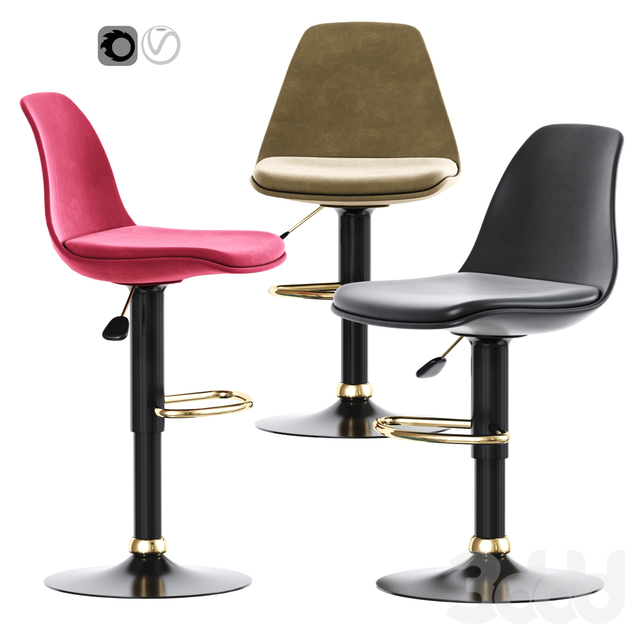 KBS 12 Bar Stool And Dining chair