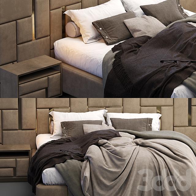 bed Visionnaire Beloved