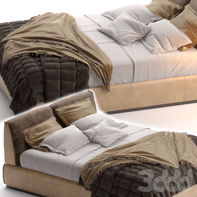 Monolith Bed by Ditre Italia