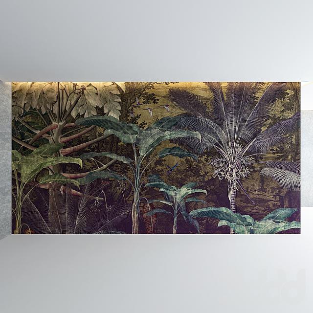 MUANCE Living Things Series Wallpaper MU11022 - MU11023 - MU11024