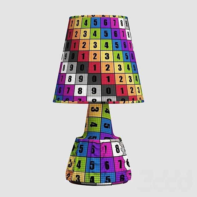 The Apartment Ceramic Table Lamp