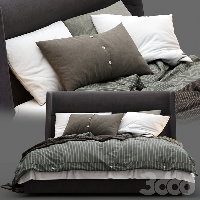 Poliform Bed CHLOE