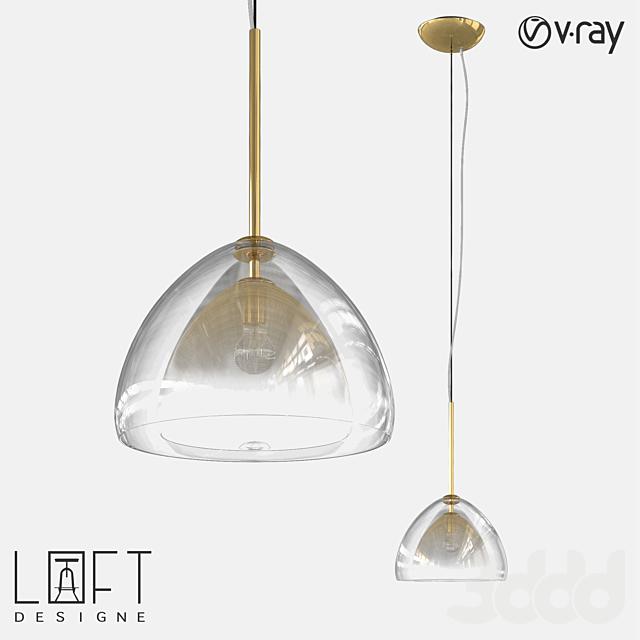 Подвесной светильник LoftDesigne 10885 model