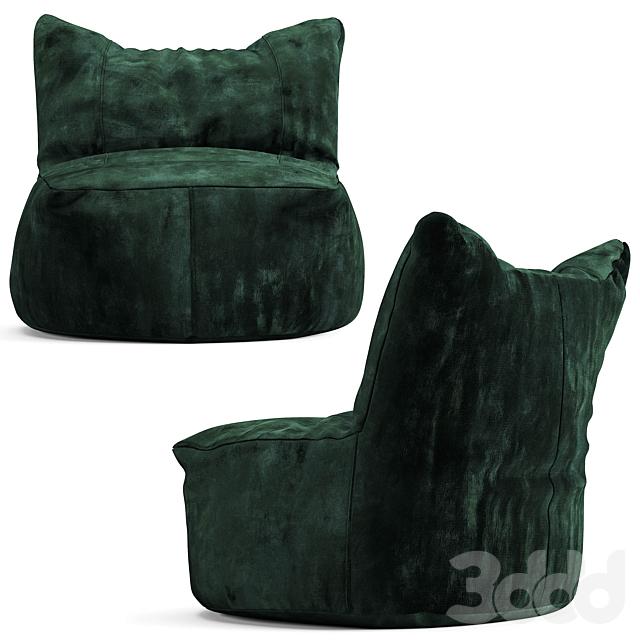 Cierre Imbottiti Bubba Bean bag chair