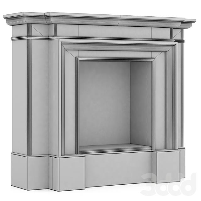 Dantone Home портал для камина декоративный