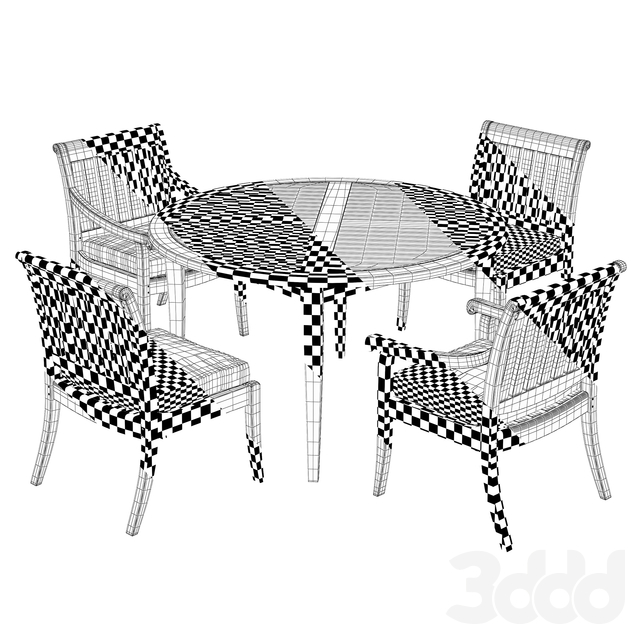 Argento Side Chairs