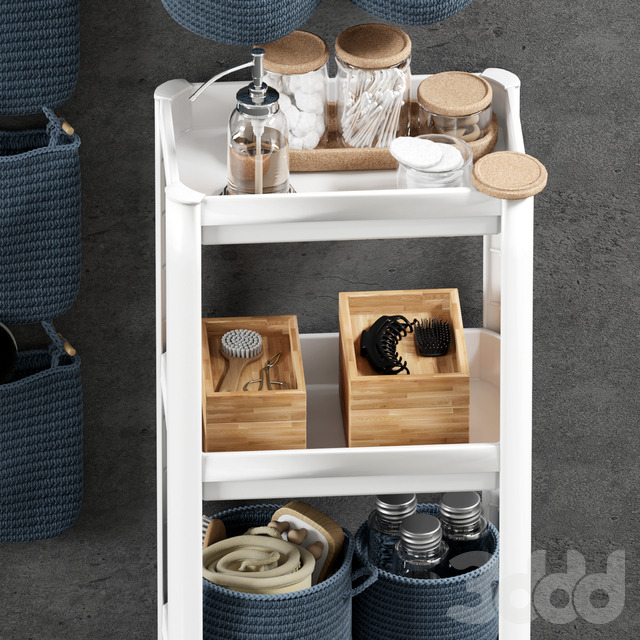 Bathroom set 2 IKEA