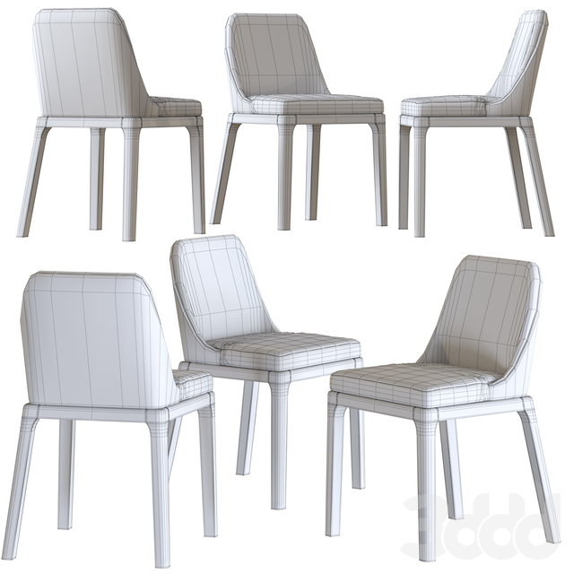 Riflessi Margot Chair