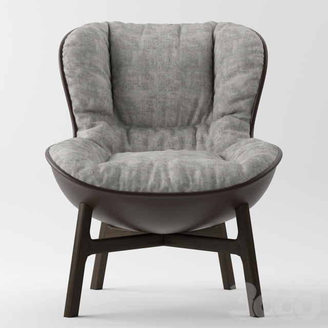 Softy armchair by Ditre Italia