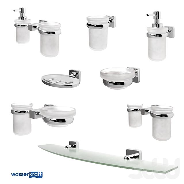 Аксессуары для ванной комнаты серия Lippe К-6500_ОМ