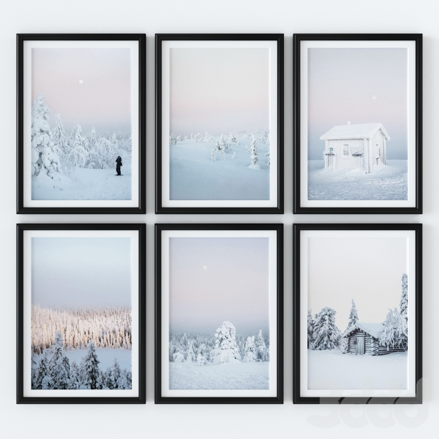 Постеры - зима