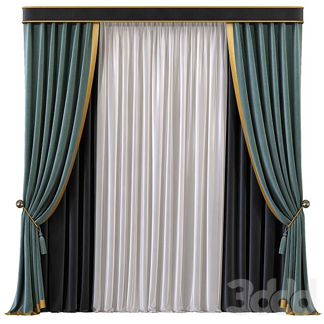 Curtain 571