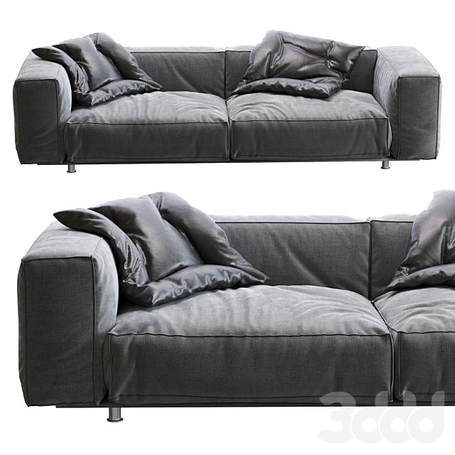 EDRA - Sofa by Francesco Binfare