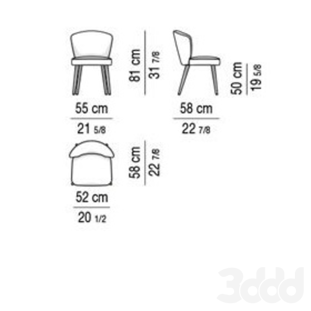 Romatti Aston chair