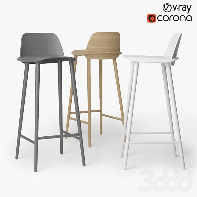 Muuto Nerd Bar Chair