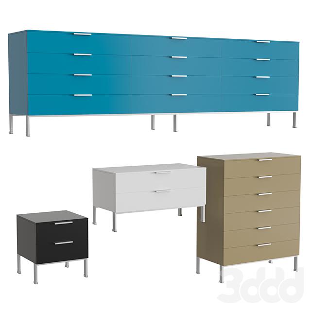 Brest Notte Cabinets