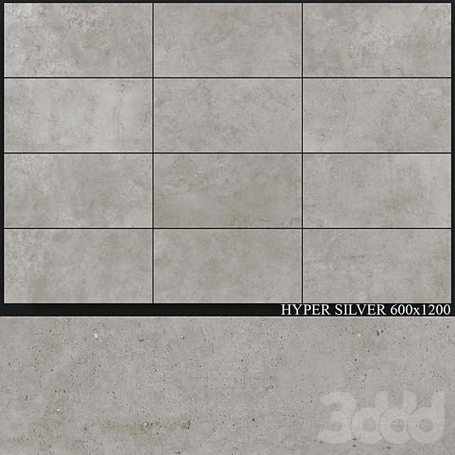 Flaviker Hyper Silver 600x1200