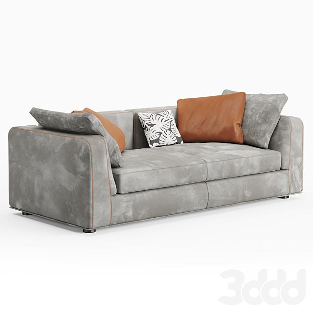 Cierre Imbottiti Olli sofa