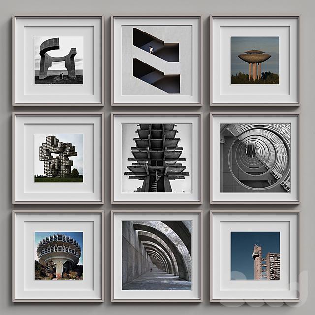 Nice Picture Frames Set 13