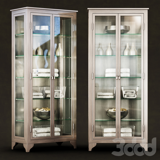 Restoration hardware - Laboratory storage
