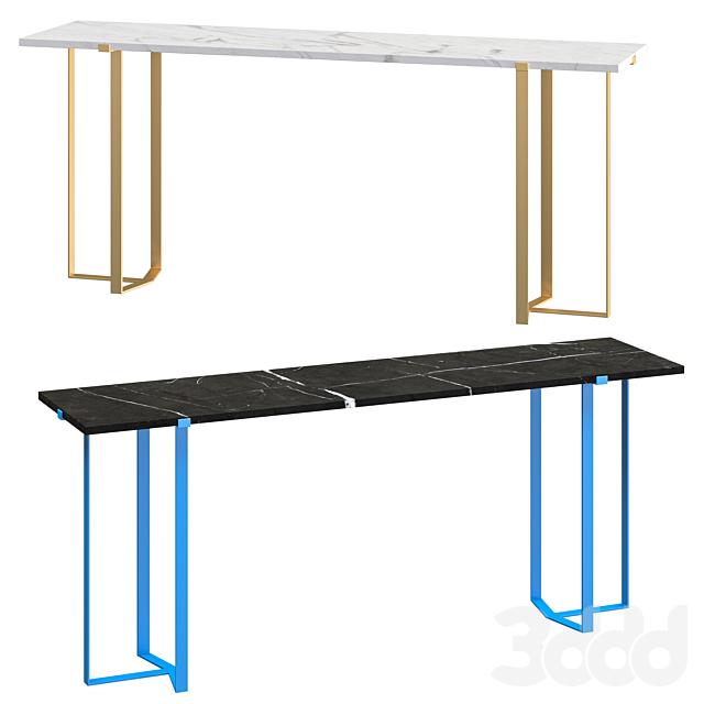 Kolkhoze - Milos console table by Eric Gizard