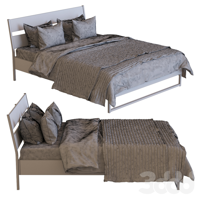 IKEA Trysil Bed