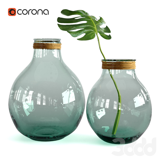 Zara Home Decorative Vessel