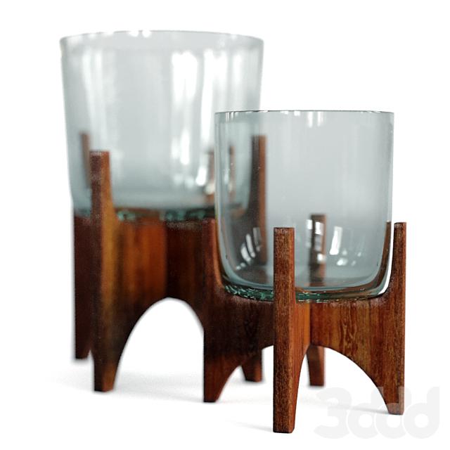 Zara Home Decorative Vessels
