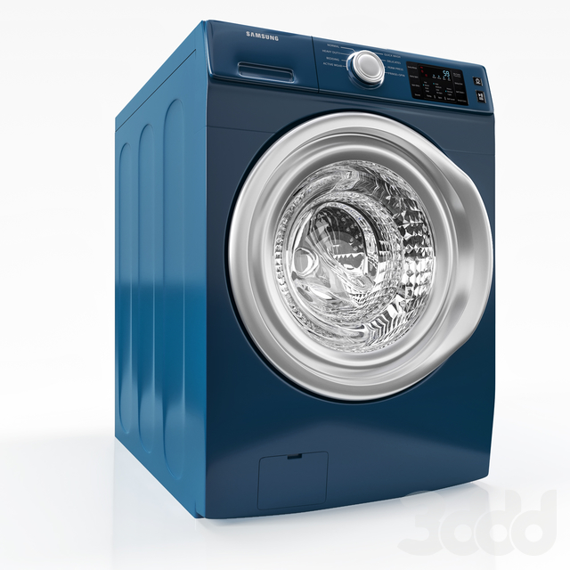 Samsung Front-Load Washer