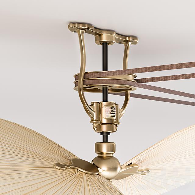 FANIMATION Brewmaster Short Neck ceiling fan