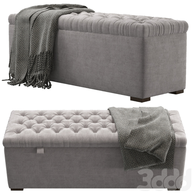 Rossini Blanket Box_The Sofa & Chair Company