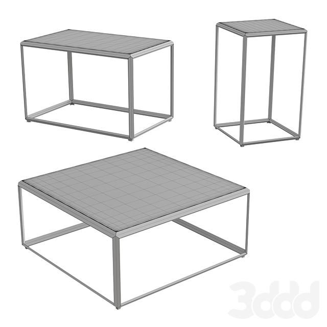45°/Tavolino Table