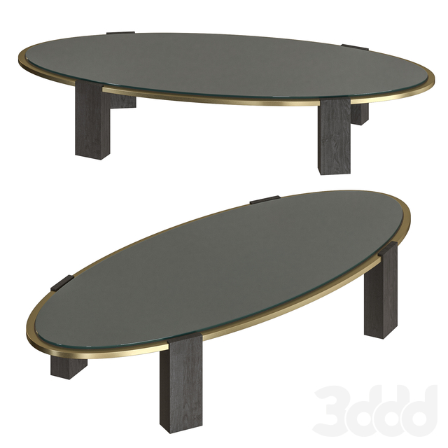 Oud Coffee Table