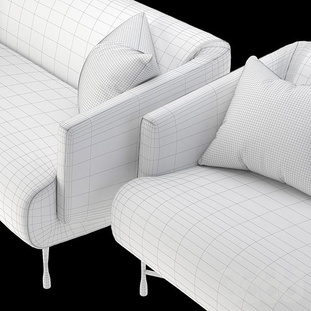 Kelly Wearstler Bijoux Sofa