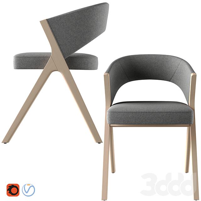 Sussan Chair By Danelon Meroni