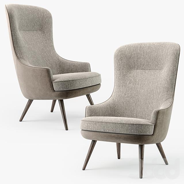 Walter Knoll 375 Relaxchair
