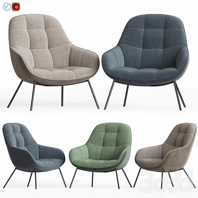 Mango Lounge Chair Oopenspace