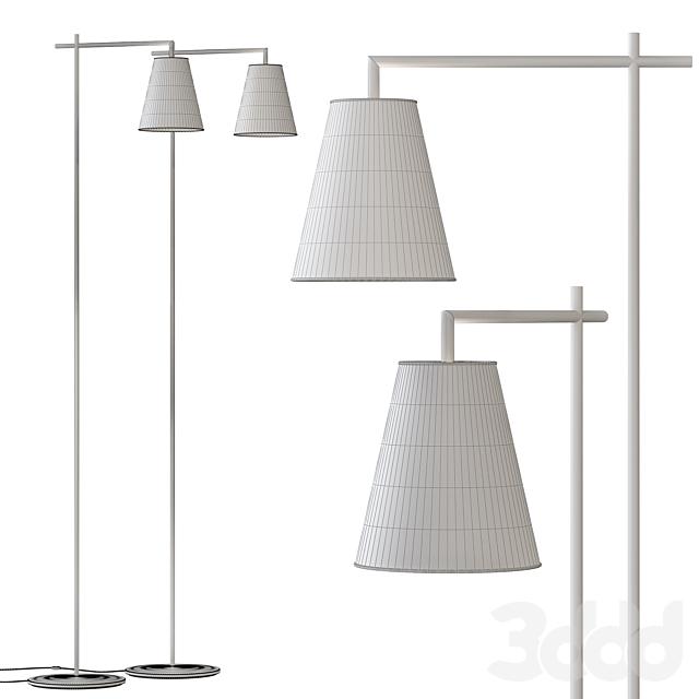 Reynold Floor Lamp CB2 Exclusive