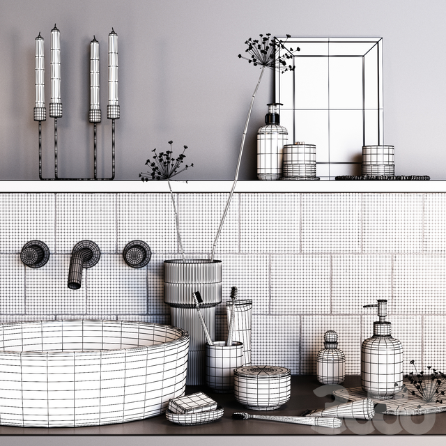 H&M_Decorative_bathroom_set