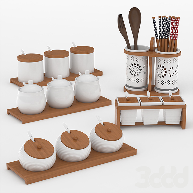 Kitchen Utensil   Кухонный набор