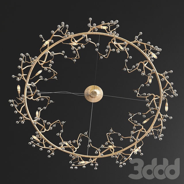 Serip Bijout Ring Chandelier - New Style