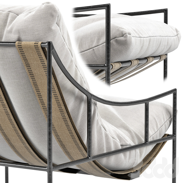 The Initiator Accent Chair by Whom