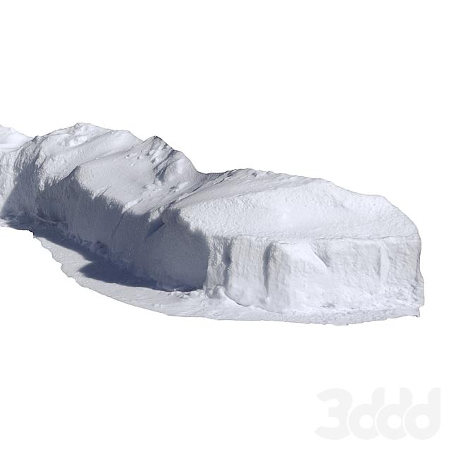 Снежное ограждение _1