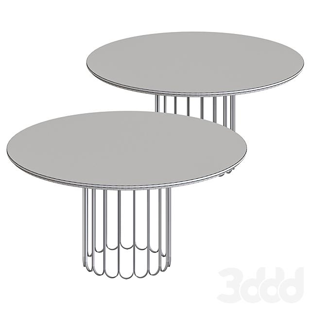 Cheryl Dining Table by Laskasas