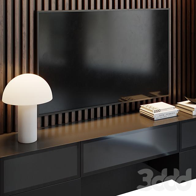TV Stand Set 01