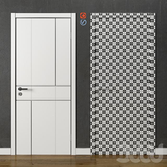 Двери Scandi Academy (часть 1)